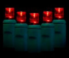 UL70 Wide Angle Lights Red