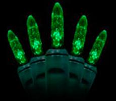 UL70 M5 LED Lights Green
