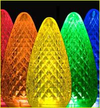 C9 FACETED SMD BULBS