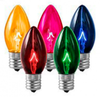 C7 Bulbs Multi