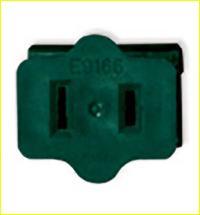 UL Female Connector Plug (Green)