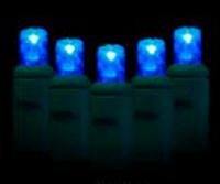 UL70 Wide Angle Lights Blue