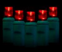 UL70 Wide Angle Lights Red